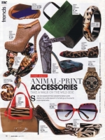 Animal-Print Accessories
